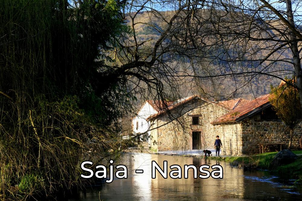 Excursiones por Saja-Nansa