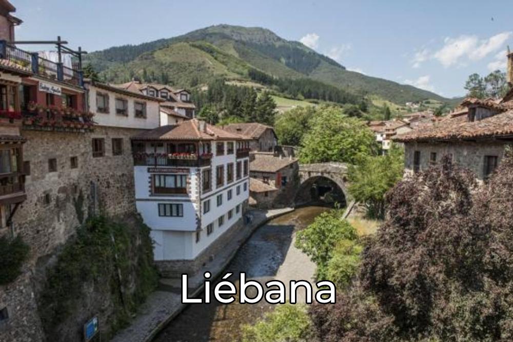 Excursión y turismo por Liébana