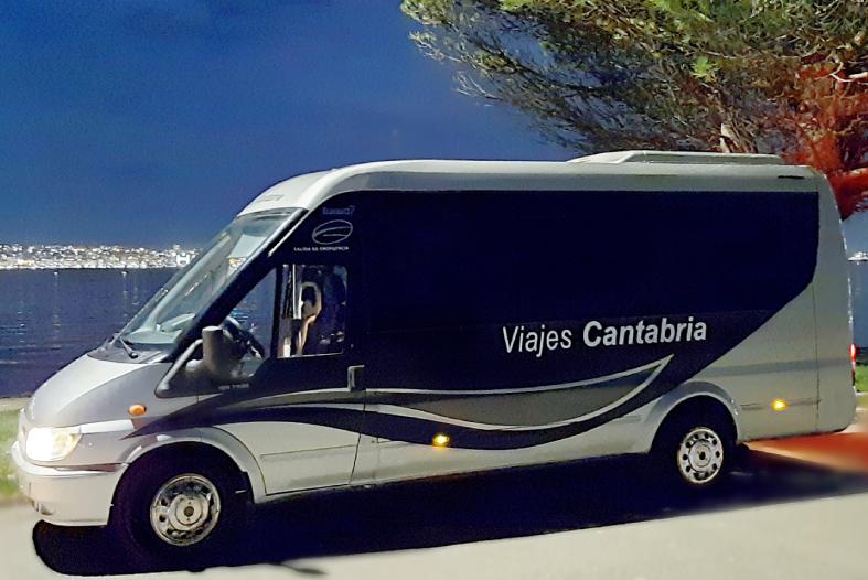 autobús con los mejores precios de Cantabria
